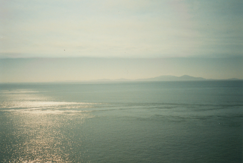 sea view from Neist Point, Skye
