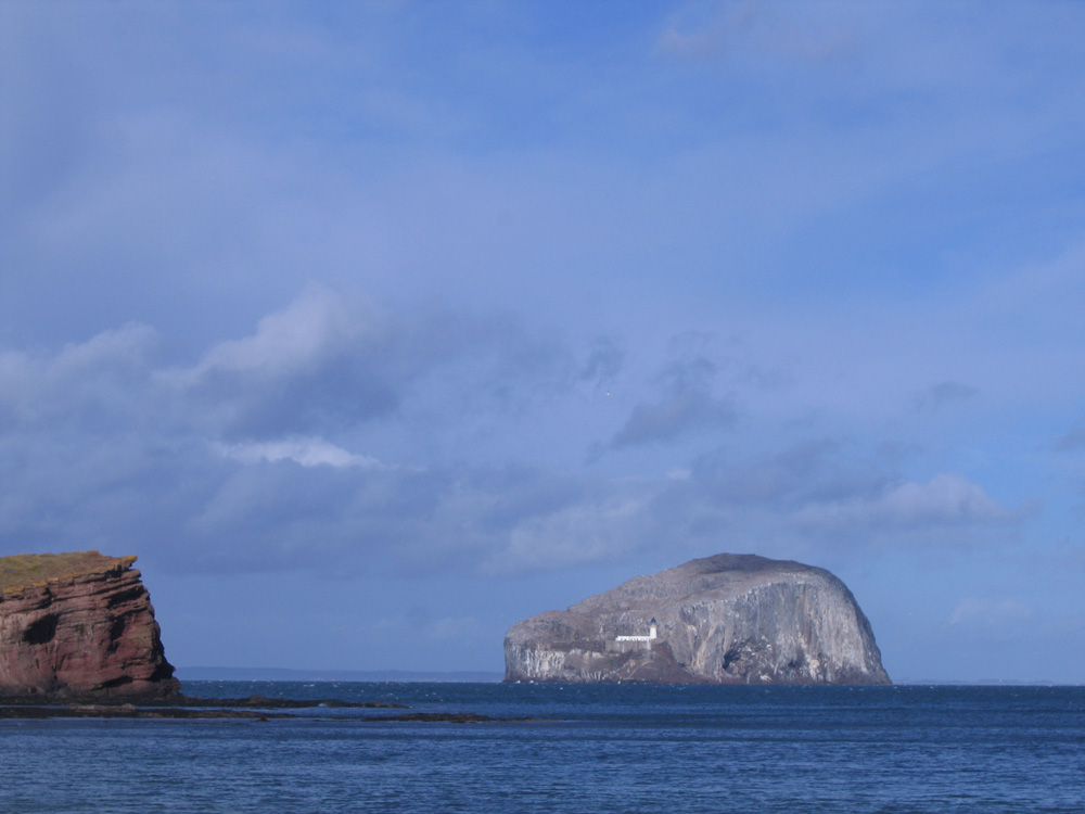 Bass Rock photo